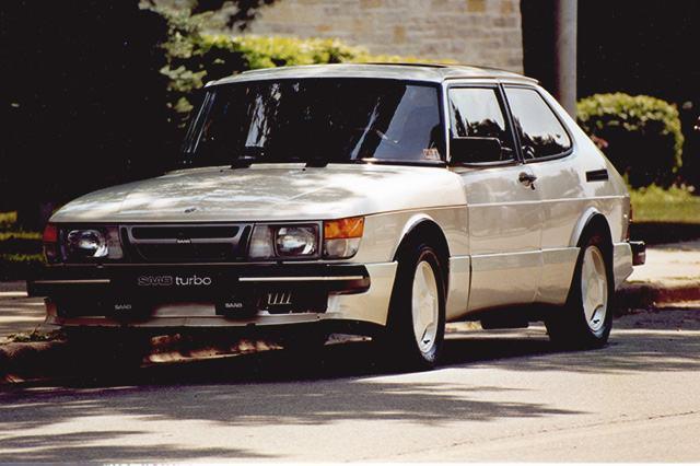 Saab 900 Turbo 1979