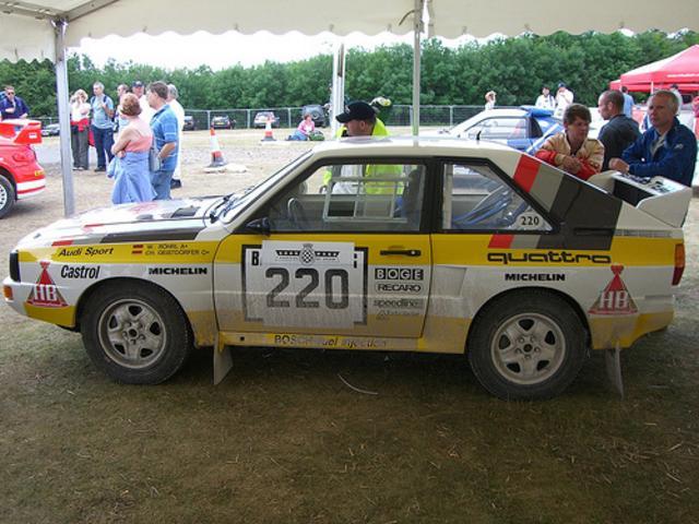 Audi Quattro 1980-1991