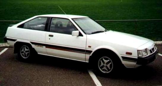 L Mitsubishi Cordia Turbo