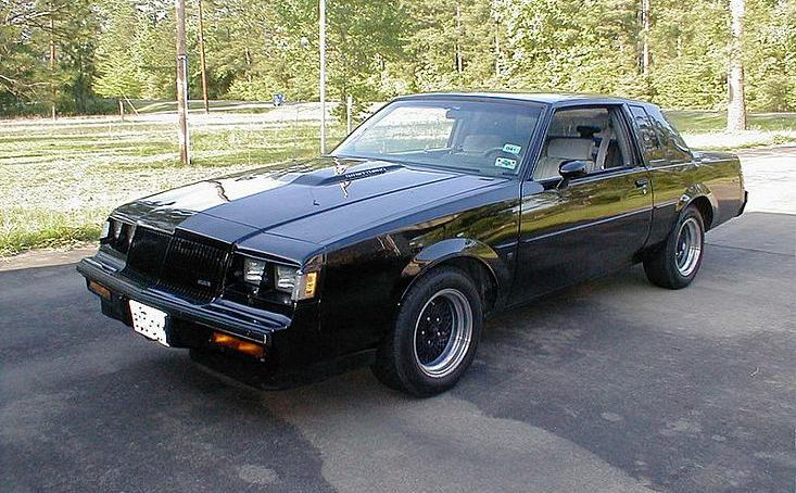 1987 buick grand national. Cars Review. Best American Auto & Cars Review