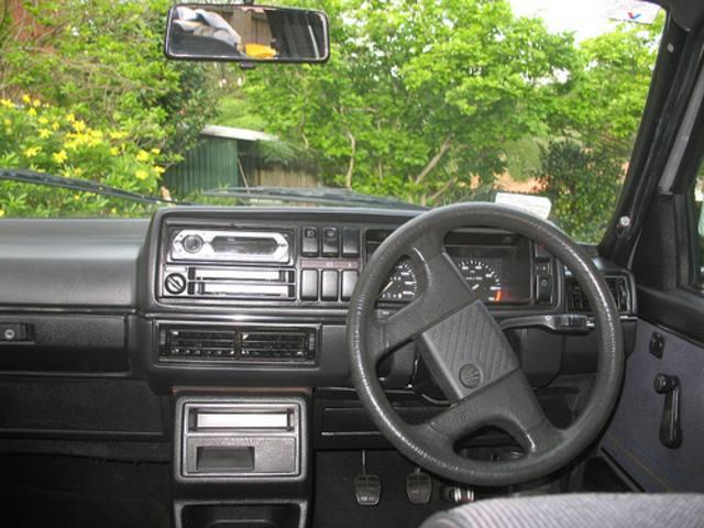 L Volkswagen Golf Gti Interior on Volkswagen Golf Gti 16v Mk2