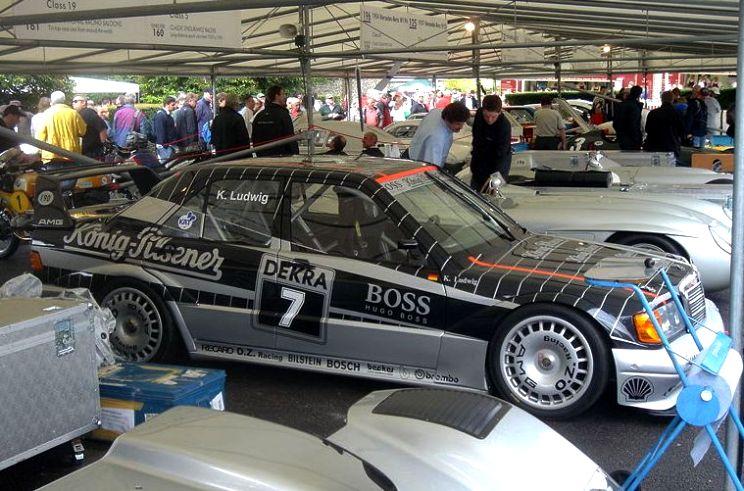 Mercedes 190E 1985-1993