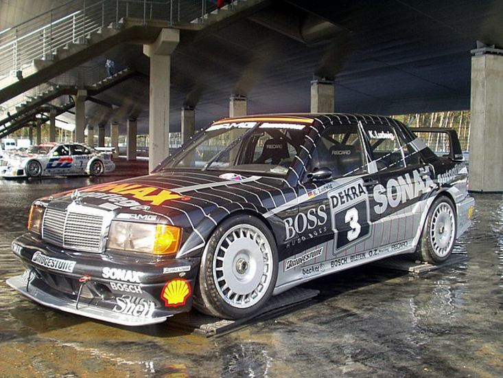 Mercedes Benz 2 5 16 190e DTM