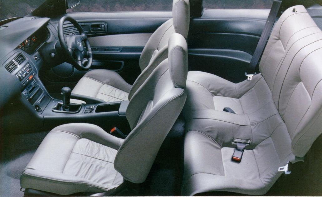 Nissan 200sx 1994 2001