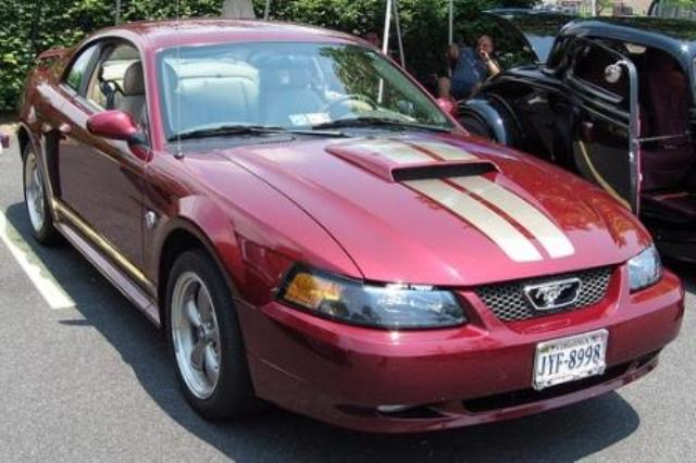 Ford Mustang 4th Gen 1994 2004