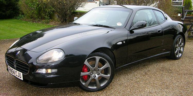 Maserati 4200 GT 2001-2007
