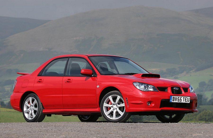 Subaru Impreza 2nd Gen 2001 2006