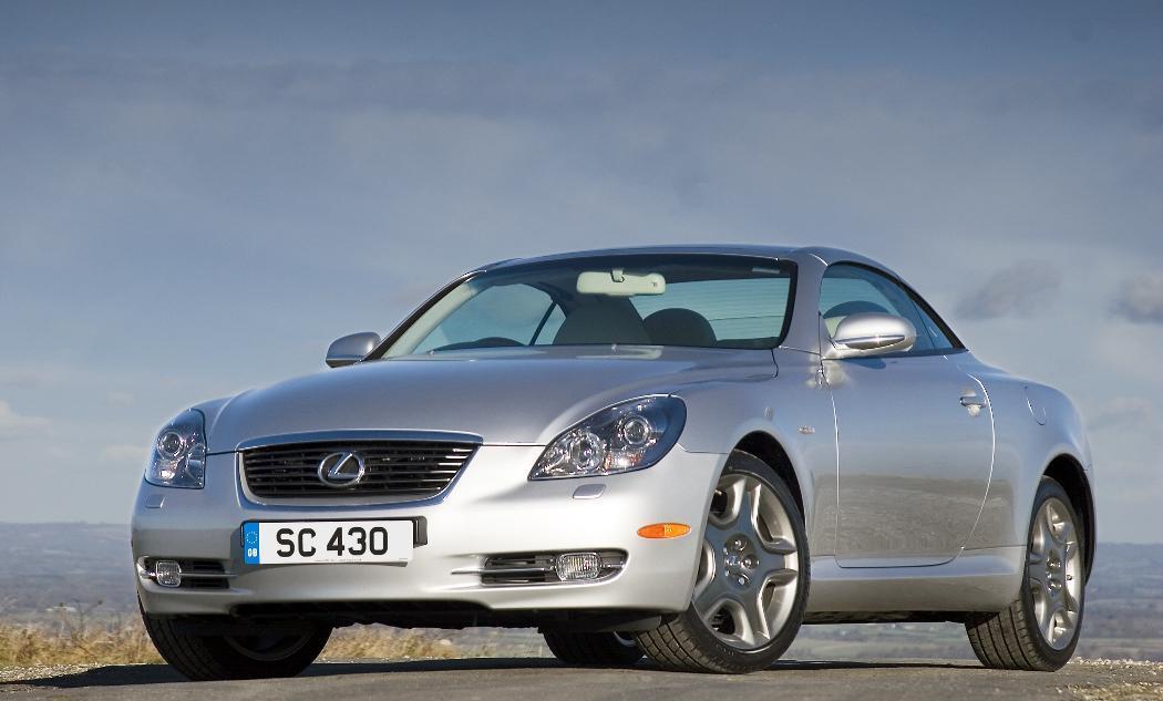 http://www.performance-car-guide.co.uk/images/L-2006-Lexus-SC430-Front.jpg