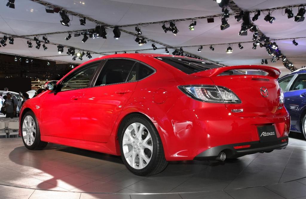 Mazda6 2.5