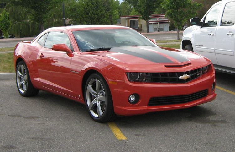 Chevrolet Camaro 5th Gen 2009 – 2015
