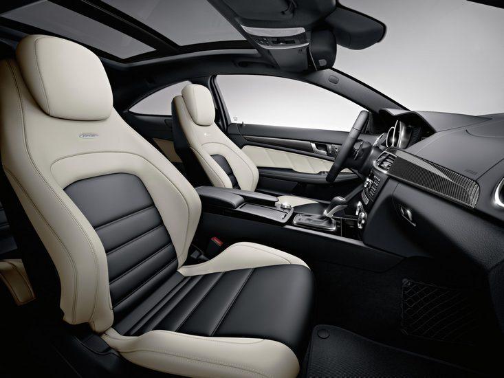 Mercedes C63 Amg 2011 On