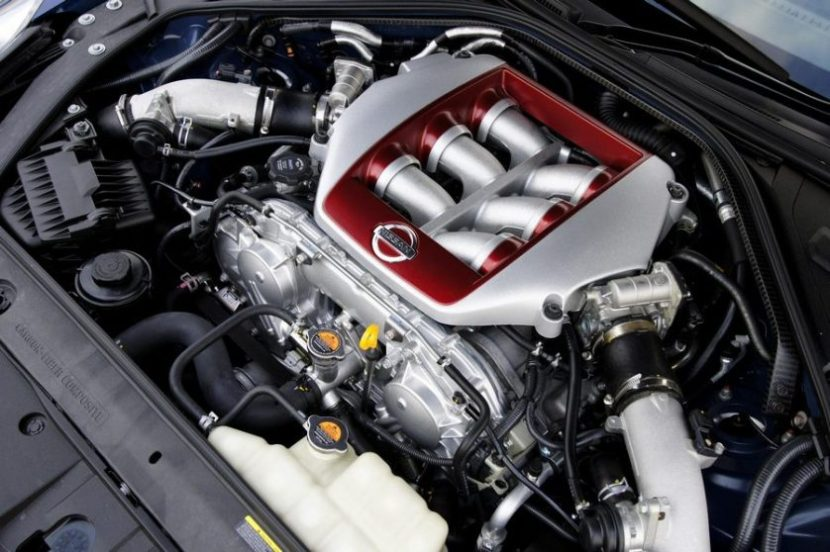 2011 Nissan Skyline GT R Engine ...