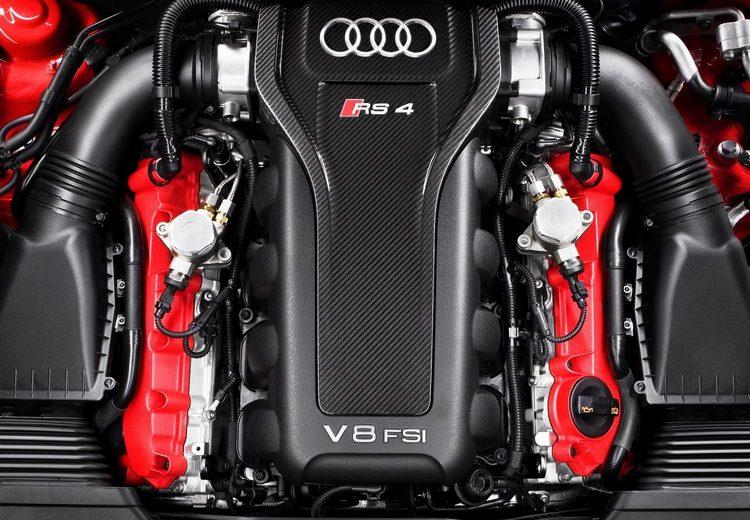 Audi RS4 2000-2001 & 2006-2008 & 2012-2018
