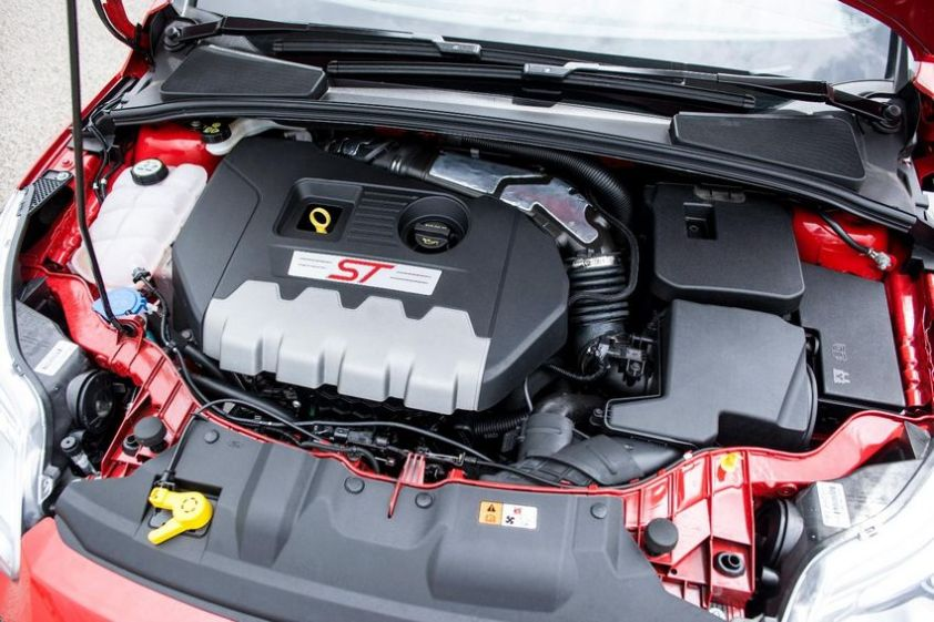 Ford Focus St 2012 On