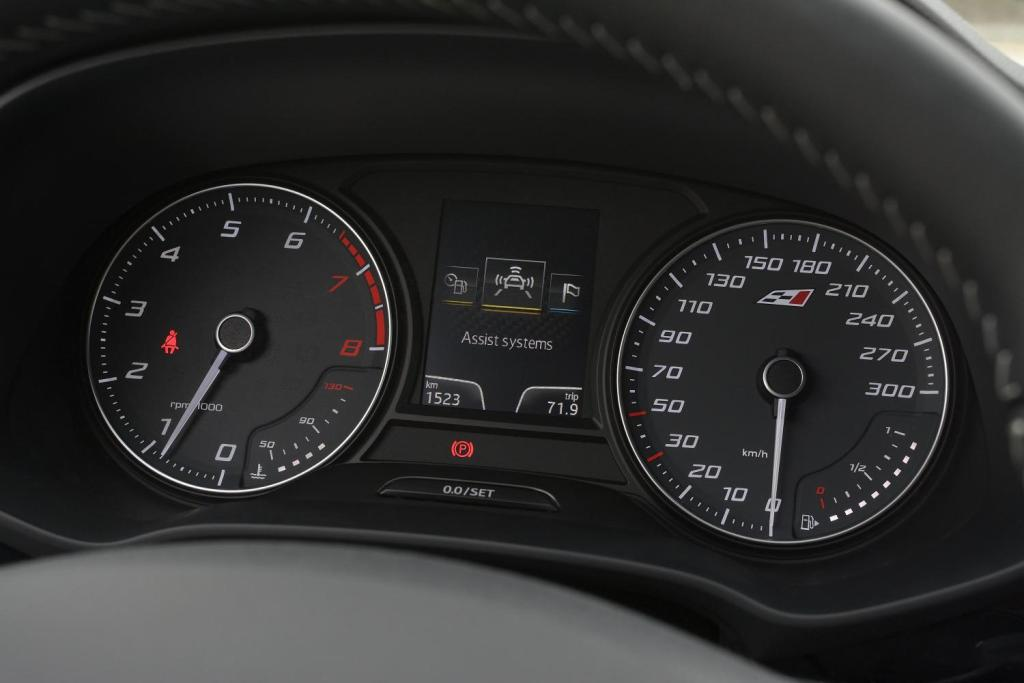 Seat Leon Cupra 280 And 265