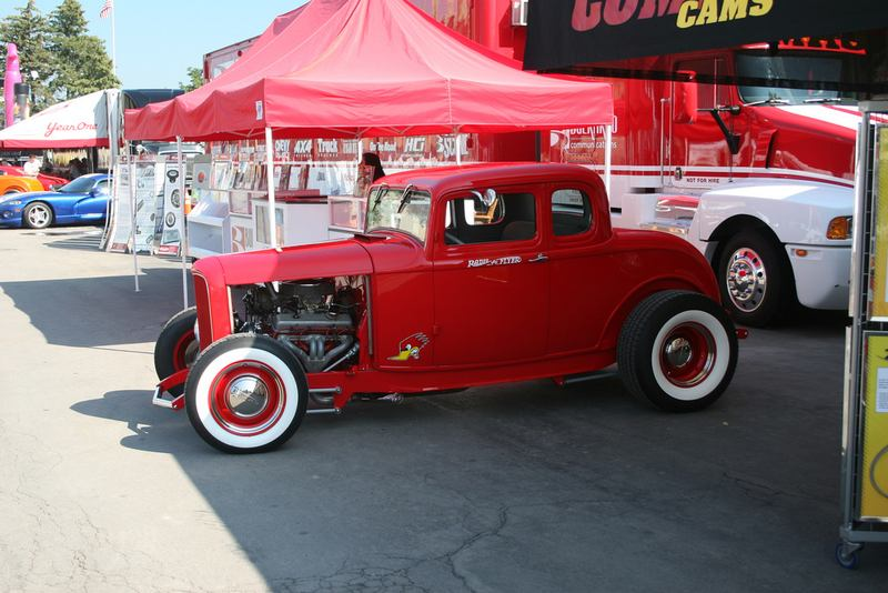 32 5 Window Ford Coupe