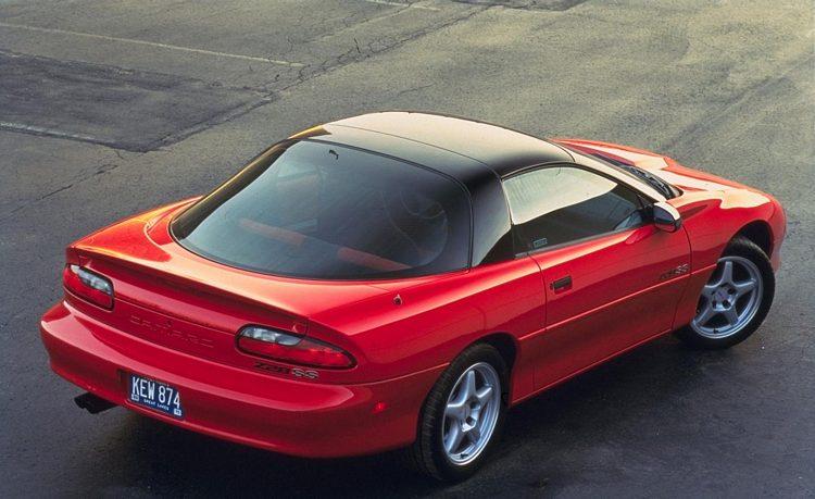 L Th Gen Chevrolet Camaro Ss on Ls1 Performance Engine