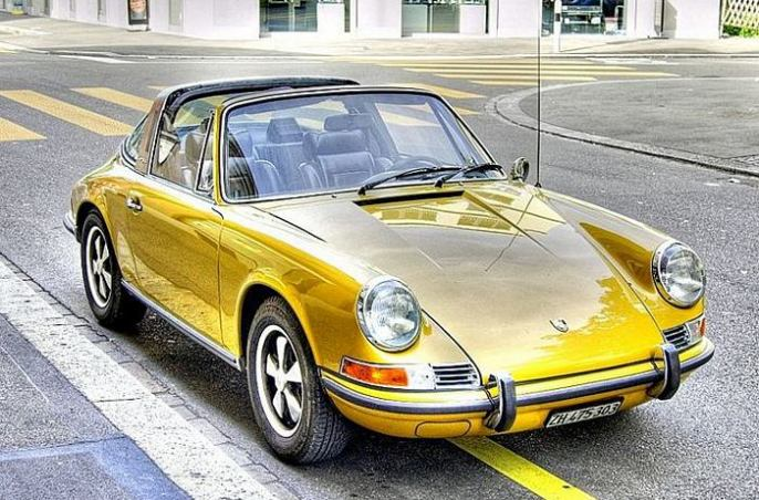 Porsche 911 Classic 1963 1973
