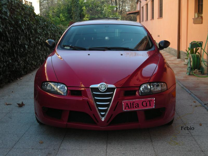 Audi 0 60 >> Alfa Romeo GT 2004-2006