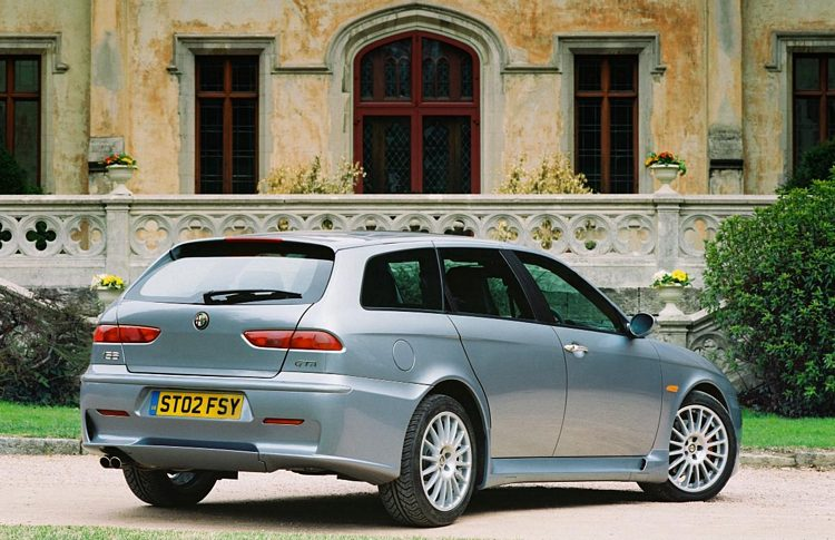 alfa romeo 156 gta 2002 2006. Black Bedroom Furniture Sets. Home Design Ideas