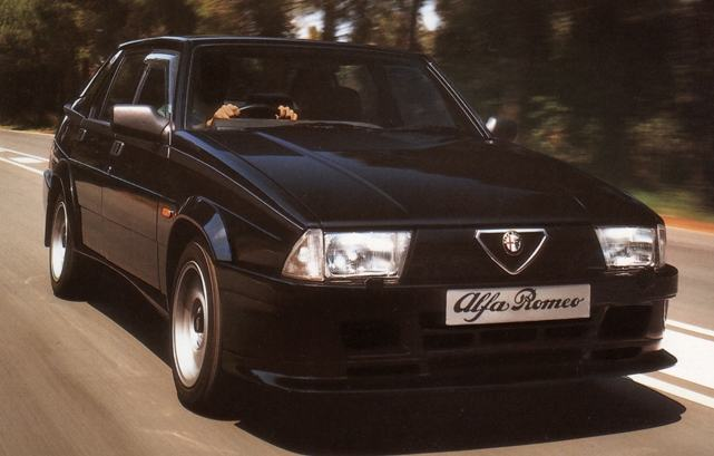 alfa romeo 75 1985 1992 rh performance car guide co uk Alfa 75 V6 Clutch Alfa 75 V6 Clutch