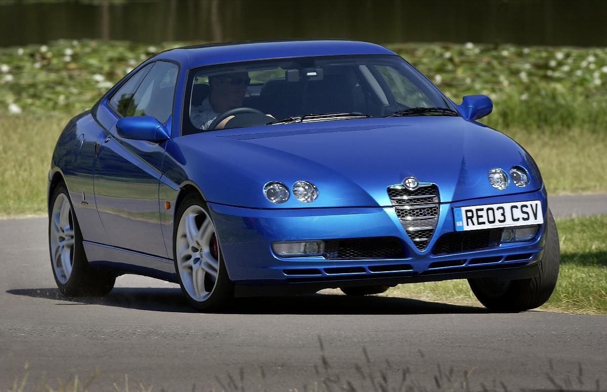 Alfa Romeo GTV 19962005