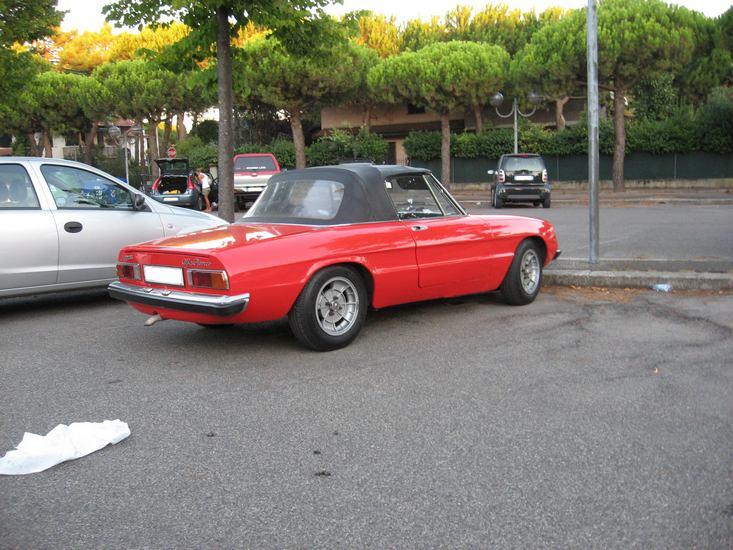 Alfa Romeo Spider Mk2 19691983
