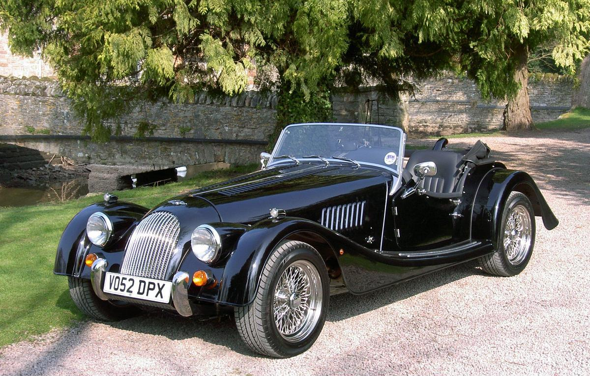 Morgan motor company for The morgan