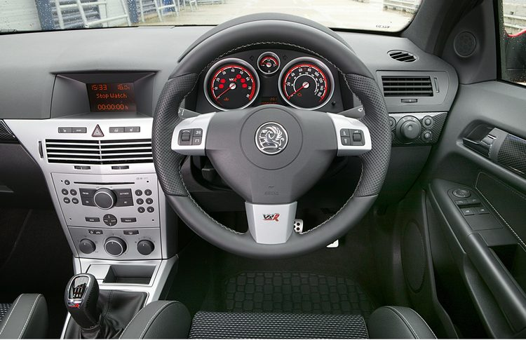 Vauxhall Astra VXR 2005-2010 & 2012 on  Vauxhall Astra Vxr Interior