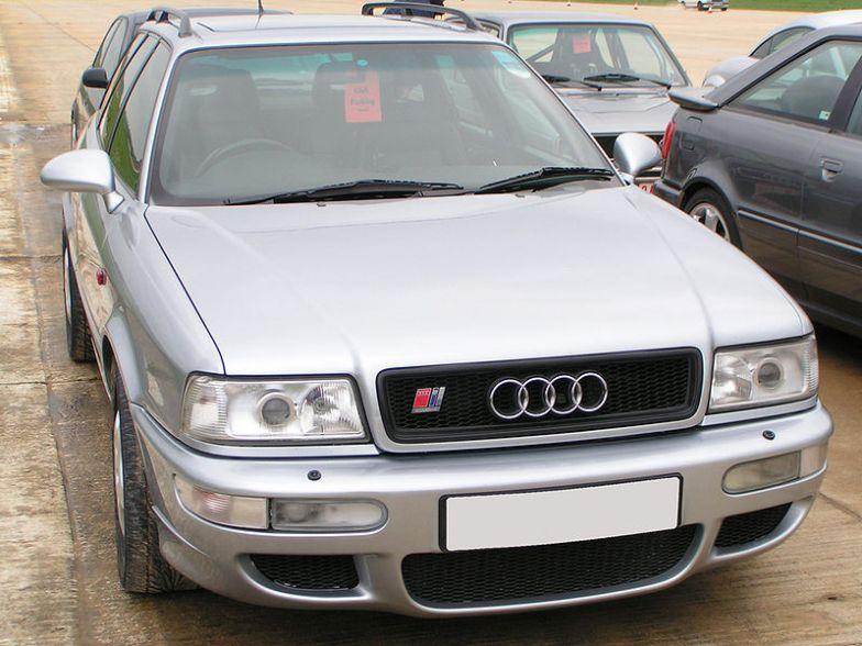 Audi RS2 Avant ... Audi Rs2