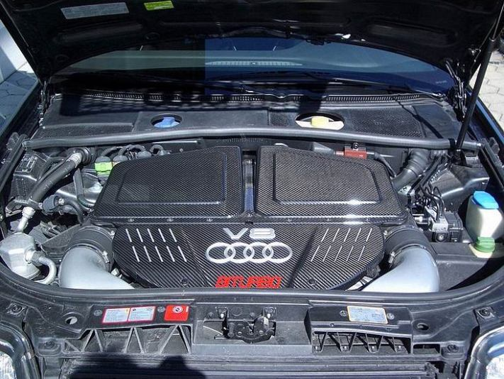 Audi tt rs engine swap
