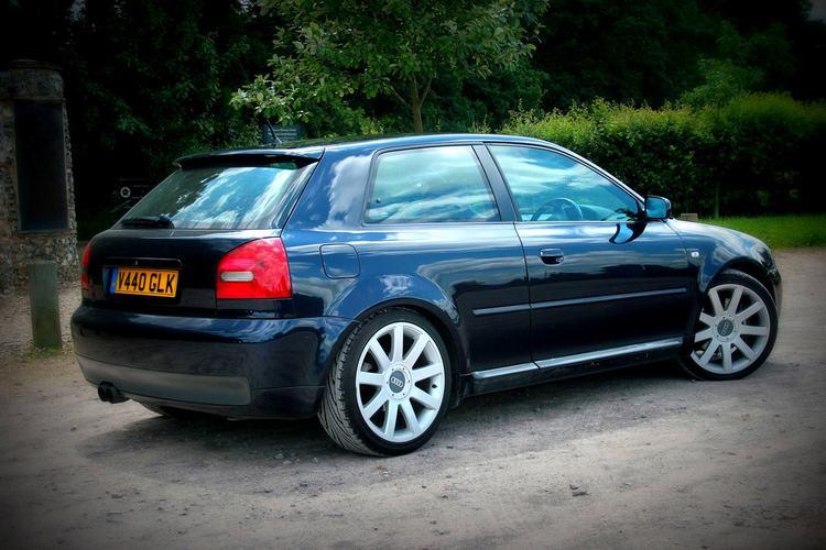 Audi S3 1999 On