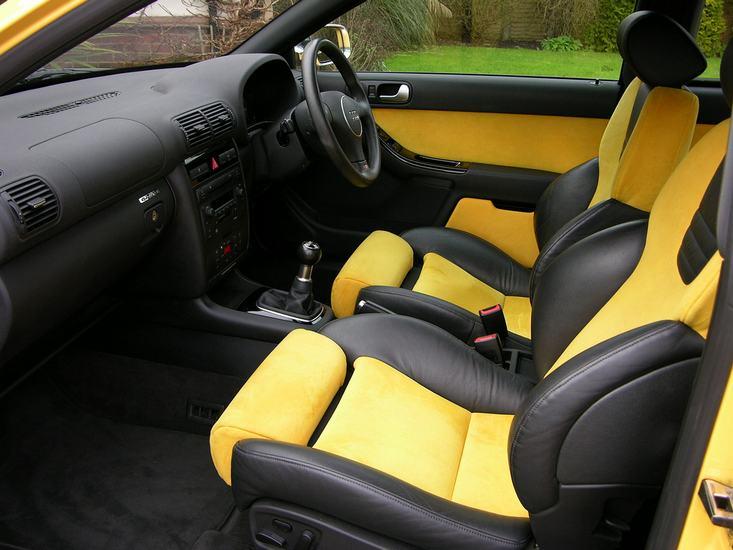 Audi 0 60 >> Audi S3 1999 on