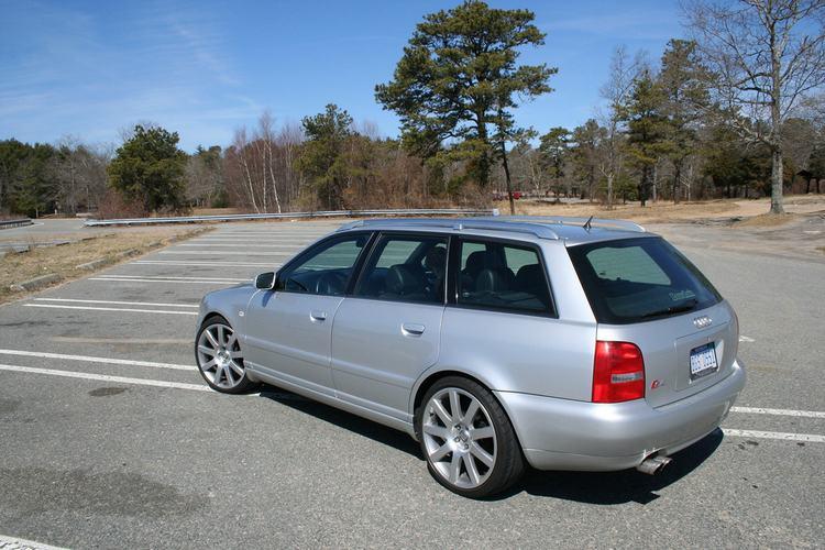 Audi S4 1991 on