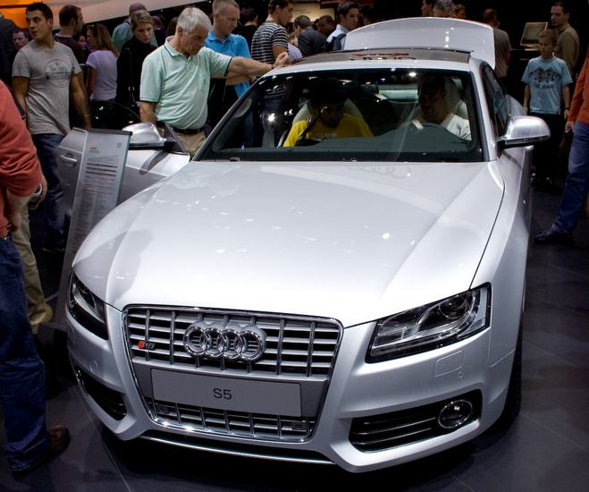Audi S5 Performance Upgrades