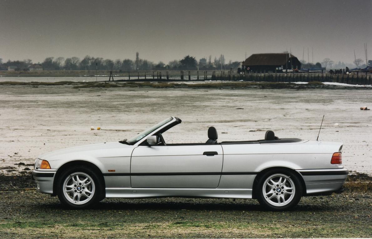 Bmw 328I 0-60 >> BMW E36 1992-1999