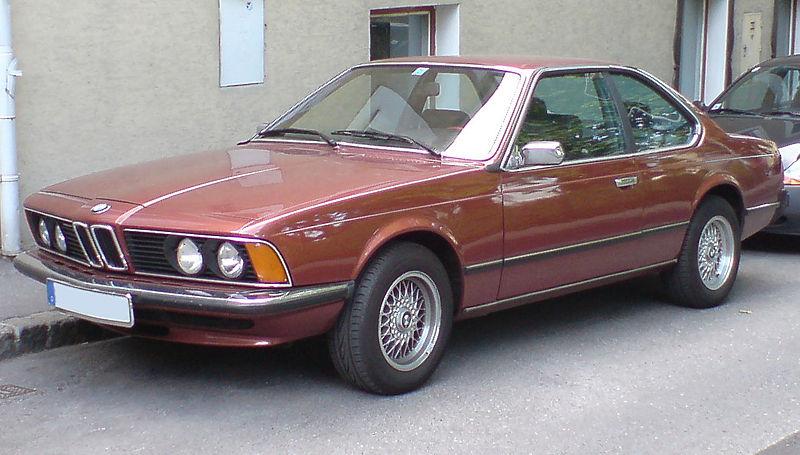 Bmw E24 6 Series 1976 1989