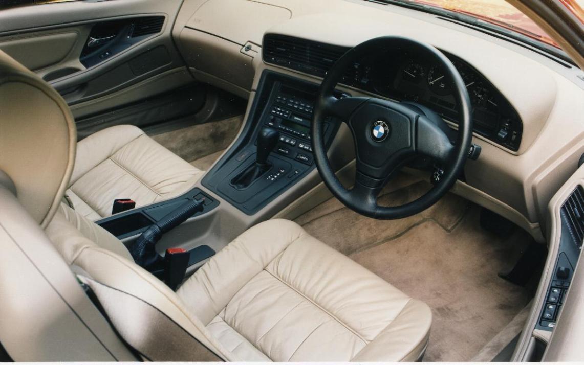 BMW 8 Series 1989-1999