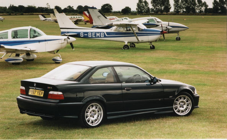 E36 bmw m3 evolution coupe