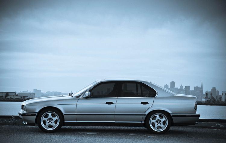 BMW M5 E34 1989-1996