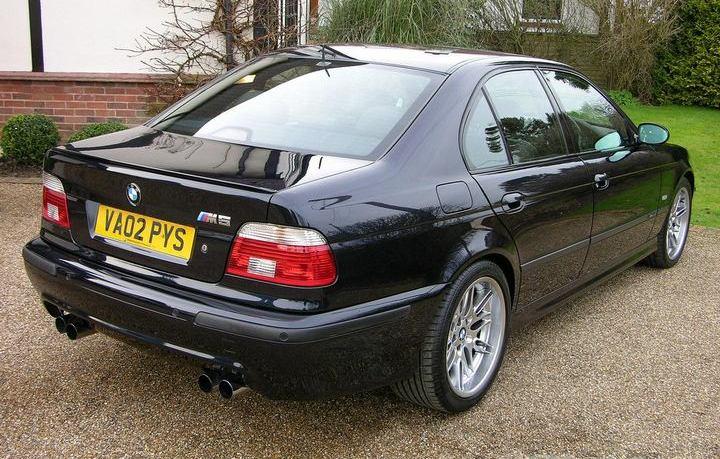 White Bmw M5 E39. BMW M5 E39