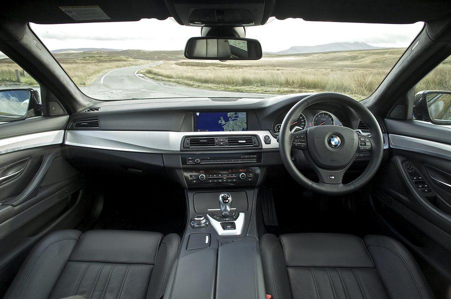 BMW M5 F10 2011-2017