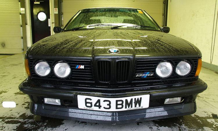 bmw e24. BMW E24 6 Series 1976-1989
