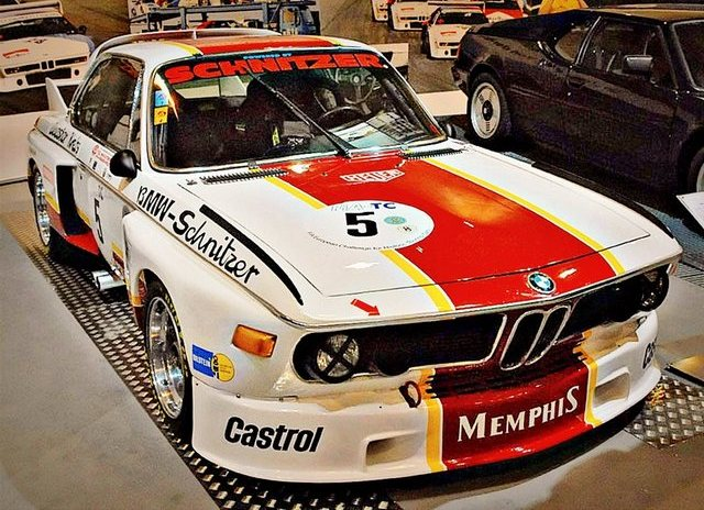BMW CSL - 1975 bmw 3 0 csl