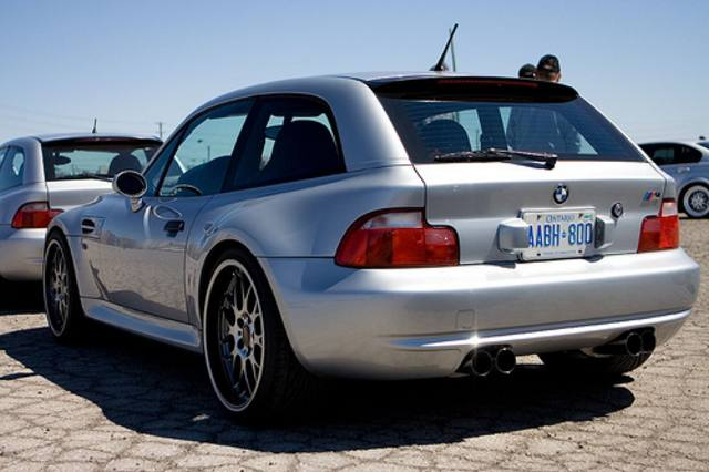Please Choose 2001 02 Bmw Z3 M Coupe Or 2006 08 Z4 M