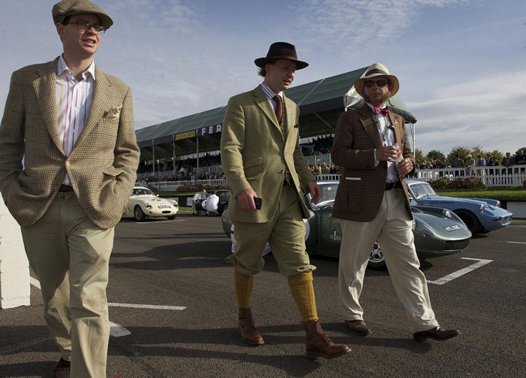 Mens Goodwood Revival Clothes