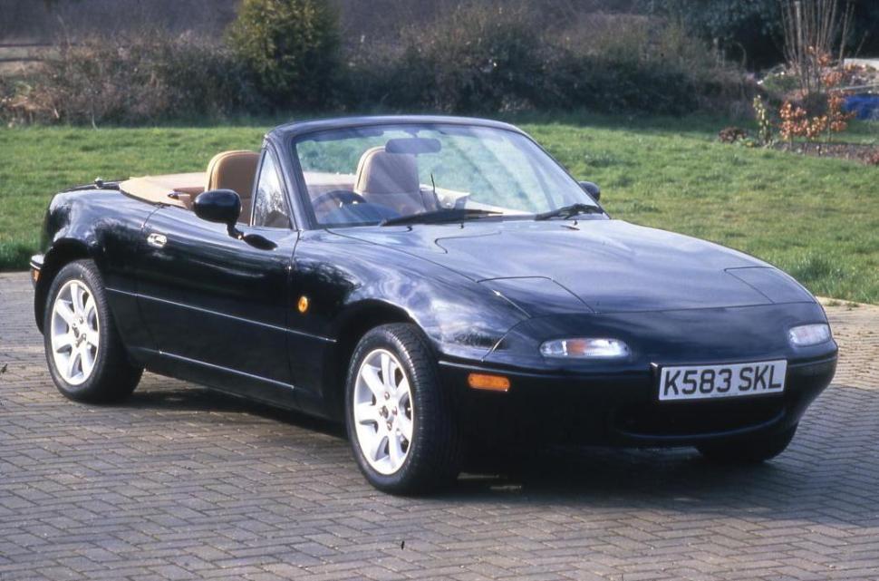1997 Mazda MX-5 - Partsopen