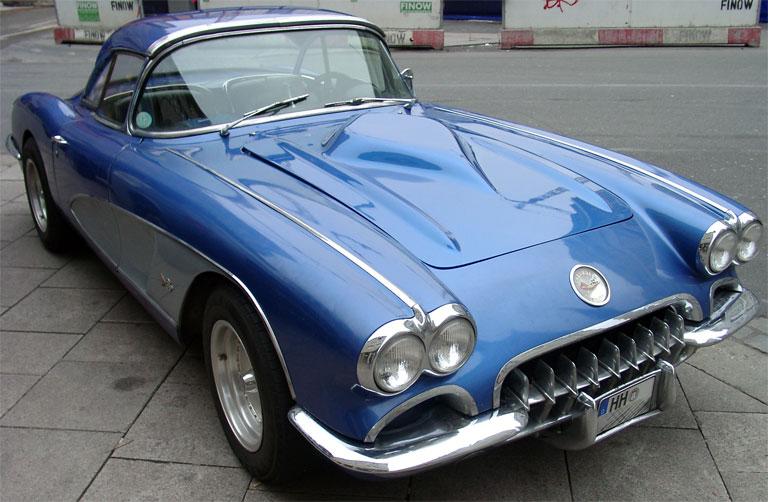 chevrolet 1962 corvette c1 - photo #17