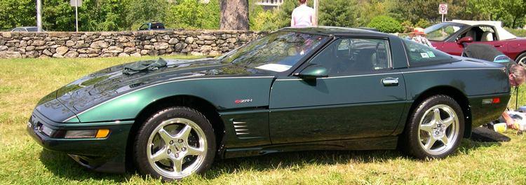 Chevrolet Corvette C4 1983 1996
