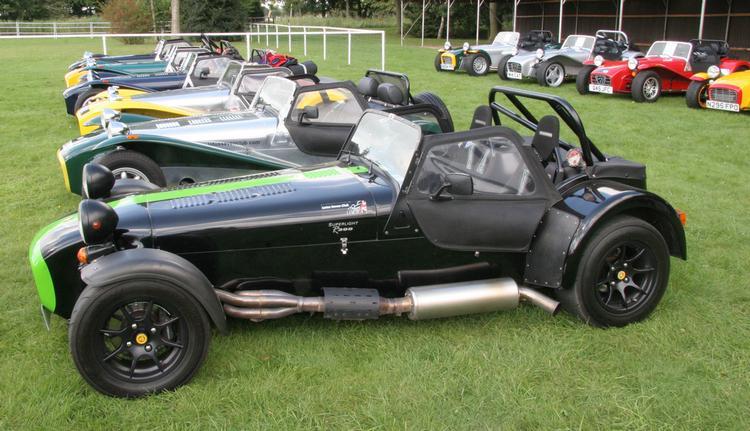 Caterham R300 2002 On